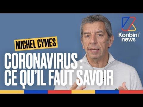 Coronavirus: Michel Cymes explique SIMPLEMENT tout ce que vous devez savoir | Konbini