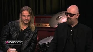 Judas Priest On New Guitarist, Richie Faulkner & Upcoming Projects