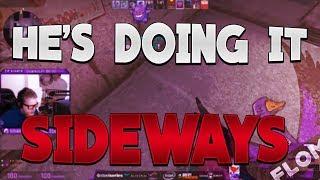 Скачать HE S DOING IT SIDEWAYS Stream Highlights 198