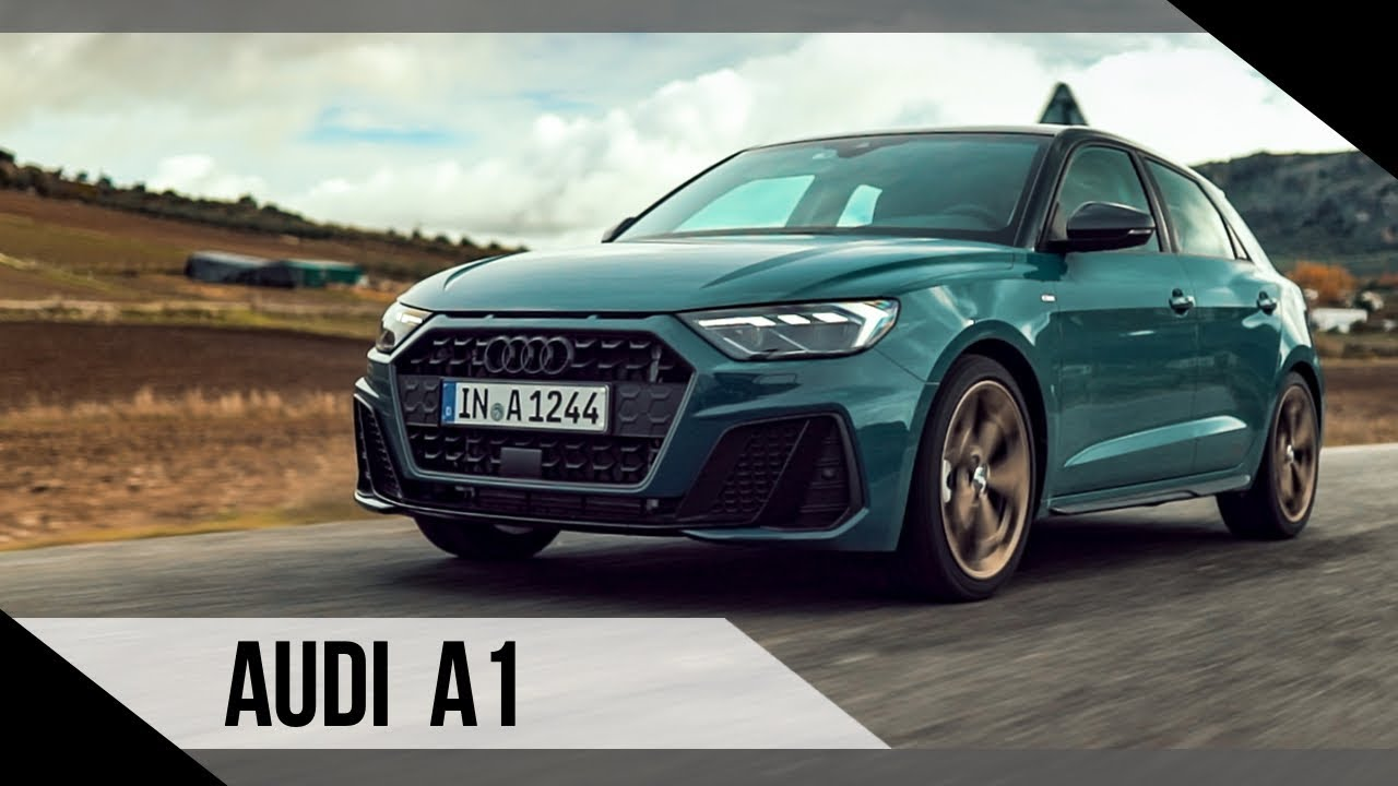 2019 All New Audi A1 2019 Test Review Driving Motorwoche Mowo