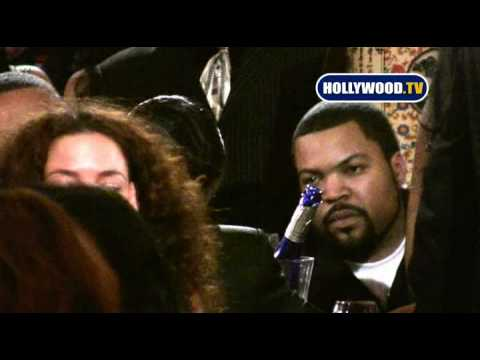 Snoop Dogg and Ice Cube Shoot Dogg After Dark