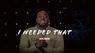 I Needed That | World War Me | (Part 9) Jerry Flowers