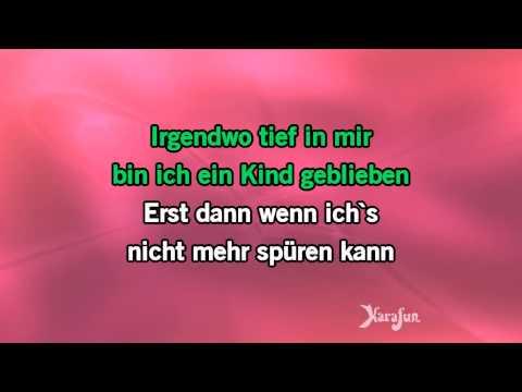 Karaoke Ich wollte nie erwachsen sein (Nessaja - Live) - Helene Fischer *