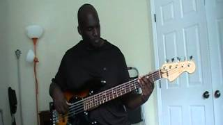 How Great Is Our God by Chris Tomlin (Bass Guitar Cover)