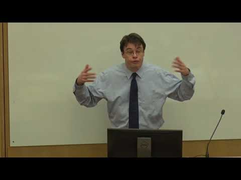Professor Michael Puett - Neoliberalism and History, or: How Should We Understand China?