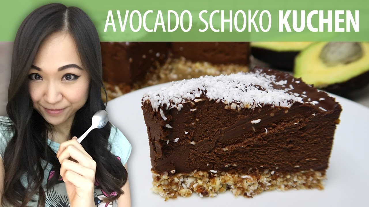 rezept avocado schokokuchen ohne backen no bake vegan. Black Bedroom Furniture Sets. Home Design Ideas