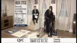 QVC Vacuum Disaster