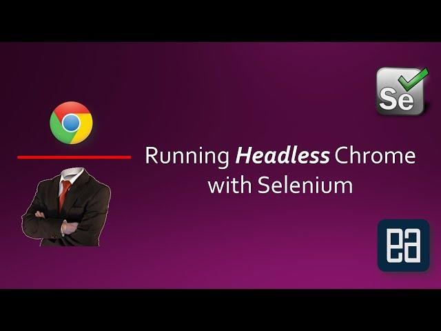 Running Chrome in headless mode with Selenium C#