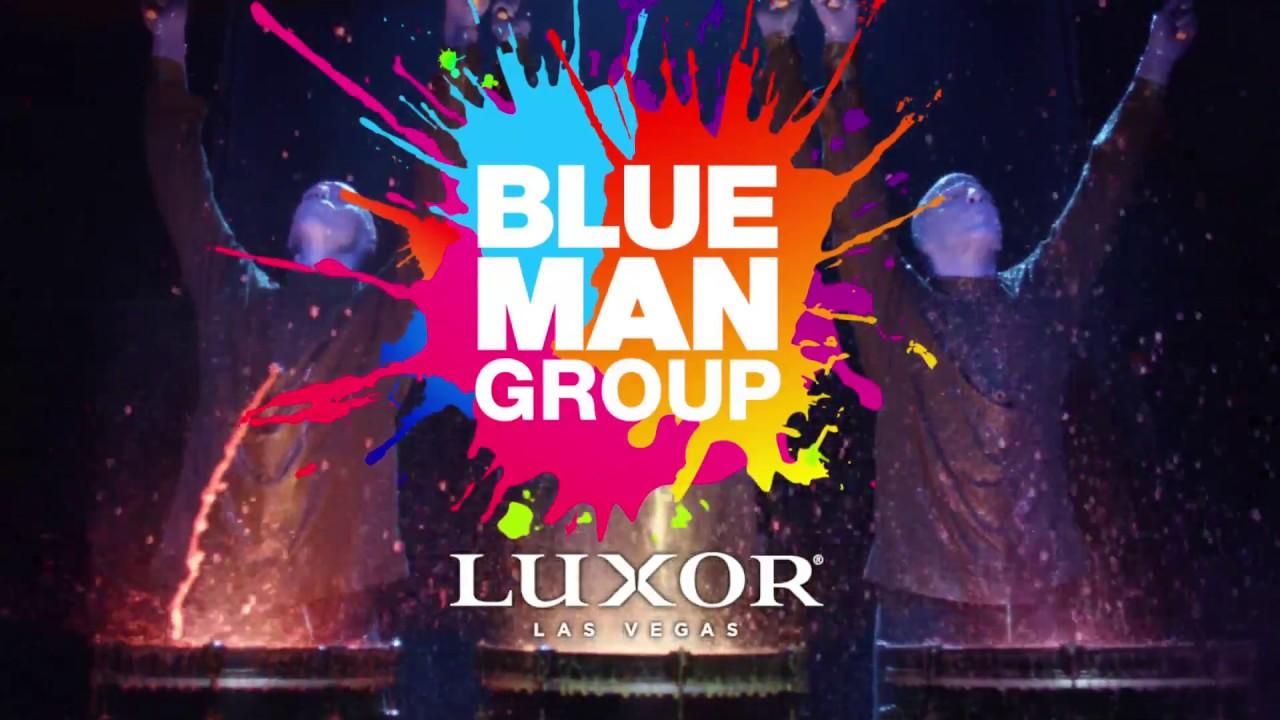 Blue Man Group Las Vegas - YouTube