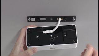 AXIS P8815-2 3D Black vidéo