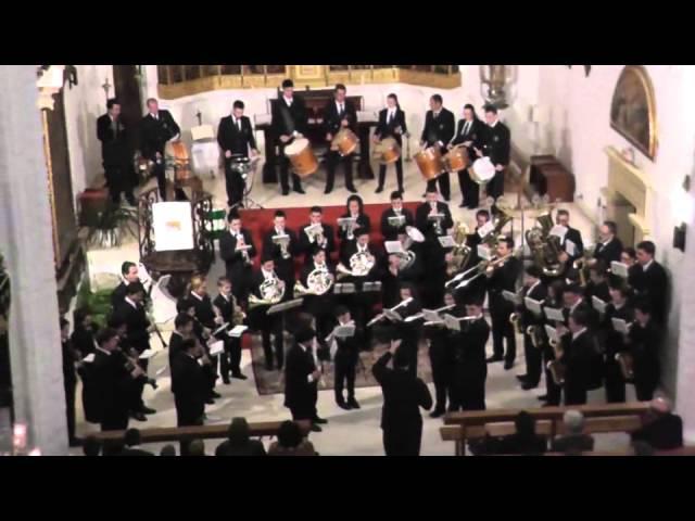 La Madruga . Banda Don Luis de Zufre. 2013.