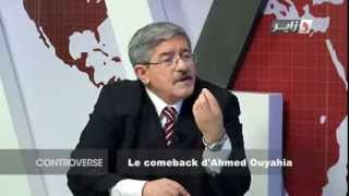 Ahmed Ouyahia, le grand oral. Controverse Dzaïr TV 15/03/14