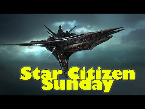 Star Citizen Sunday - FPS Drag & Healing, Alien Derelicts + More News & Info