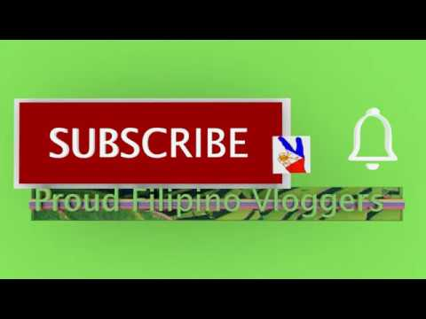PHILIPPINE SUBSCRIBE BUTTON Unique W/ Notification Bell Button & Sound! (FREE)
