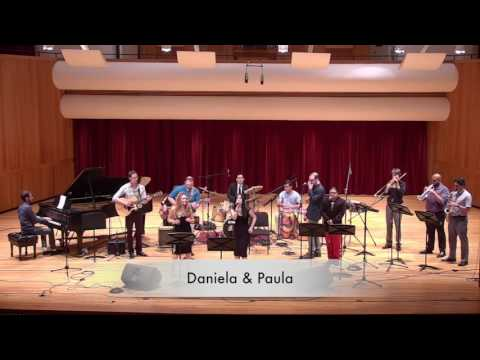 Daniela Carrion And Paula Andre Performing Heavenly Place By Bob Farrell