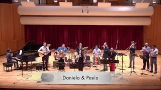 Gambar cover Daniela Carrion and Paula Andre Performing Heavenly Place By Bob Farrell