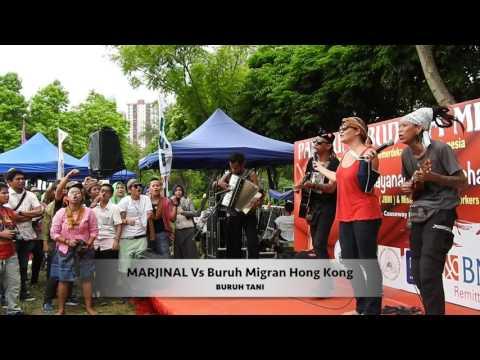 MARJINAL Vs Buruh Migran Hong Kong
