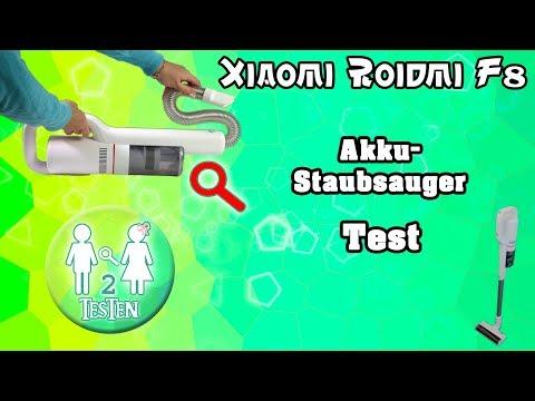 xiaomi-roidmi-f8- -akku-staubsauger-test---saugkraft,-aufsätze-&-zubehör- -2testen-deutsch