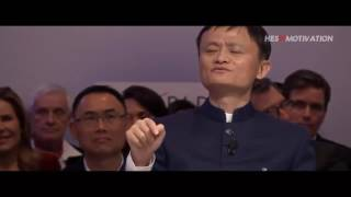 Jack Ma about rejections