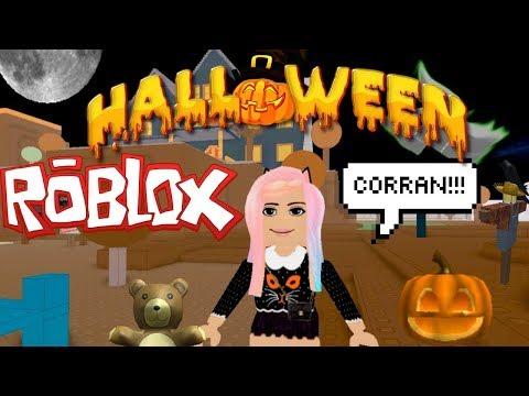 Atrapada En Una Mansion Embrujada En Roblox De Halloween Titi