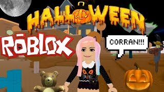 caught in a Haunted Mansion in Halloween Roblox - Titi games