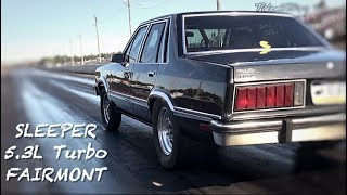 665whp Sleeper Turbo LSx Fairmont Track & Dyno Hits