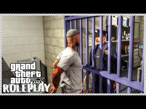 GTA 5 ROLEPLAY - Prisoner Extradition   Ep. 12 Criminal