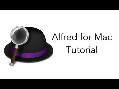 Alfred for Mac [Tutorial] Basics