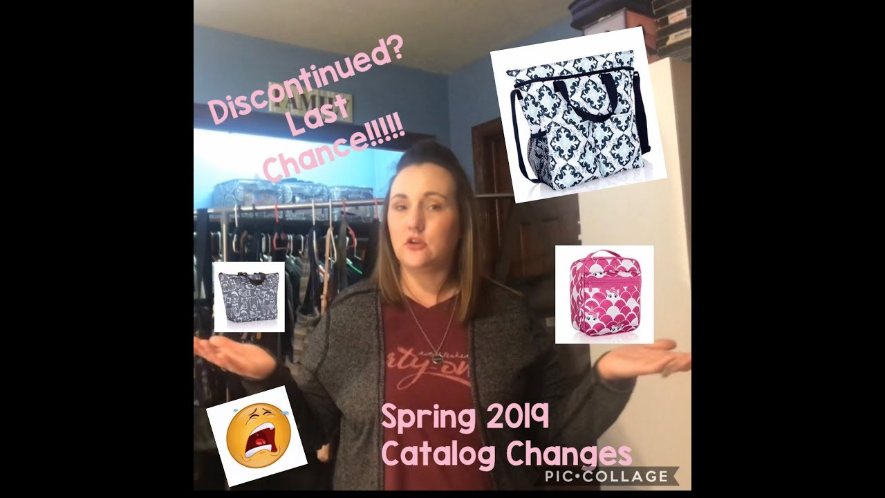 Thirty-One Gifts *** LAST CHANCE LIST, WHATS DISCONTINUED?? SPRING 2019***