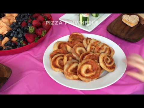 DIY Finger Foods For Kids' Parties