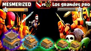 How did these NOOB's get a PERFECT WAR??? IMPOSSIBLE! Clash of Clans