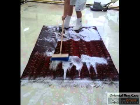 How To Clean Your Rug By Hand Wash
