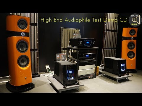 High End Audiophile Test Demo CD - Audiophile Music Vol 2 [HQ Sound]