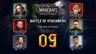 WoW: Battle of Streamers - The Lion Sleeps Tonight