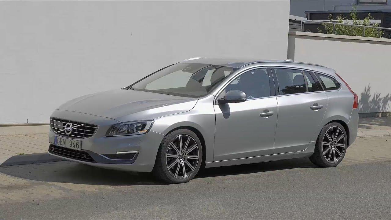 2014 Volvo V60  YouTube