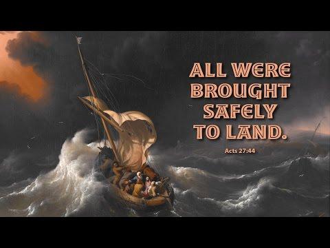 """Surviving Through The Storm"" (Acts 27:14) Part 1"