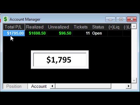 Trading Stocks – $1,795 in 33 Minutes – Meir Barak