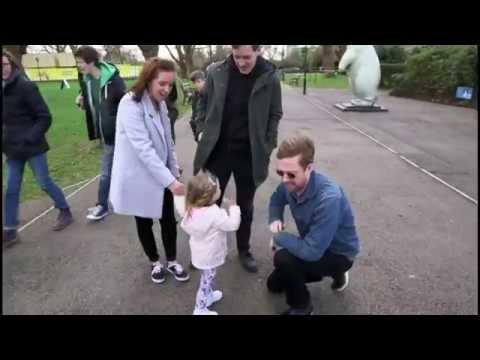Ricky Wilson Take Stevie McCrorie And His Family To The Zoo