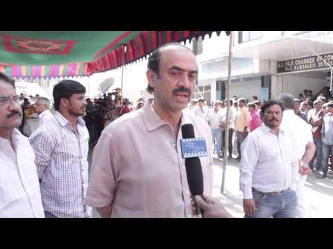 Jagapathi Babu Father Funeral  Suresh Babu Speech  V B Rajendra Prasad RIP