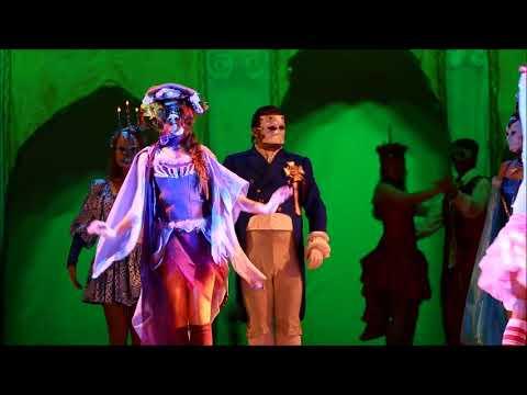 """Театр """"МЮСЛИ"""". Феникс.  Танец в масках"""