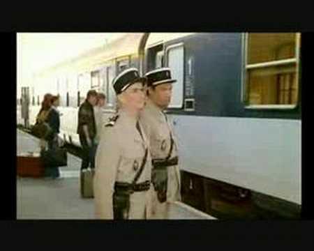 Gendarmerie et SNCF