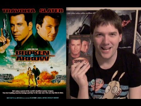 Overlooked Movie Review - Broken Arrow (1996)