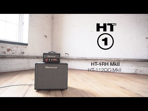 HT-1RH MkII and HT-112OC MkII | Little amps, big sound! | Blackstar