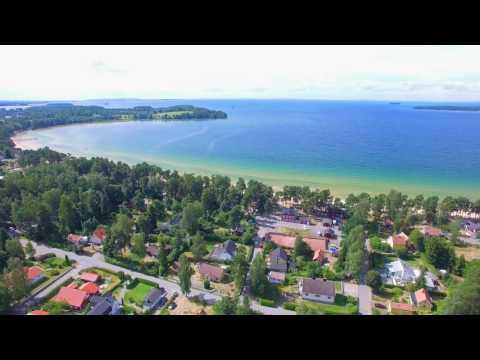 Motala, Sweden - DJI Phantom 3 4K