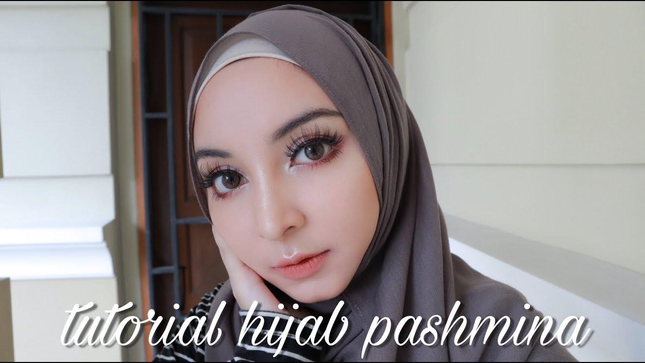 Tutorial Hijab Pashmina By Nabila Bella Youtube