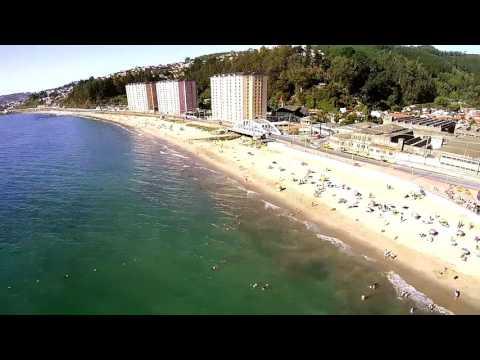 Playa Bellavista Tomé - Chile