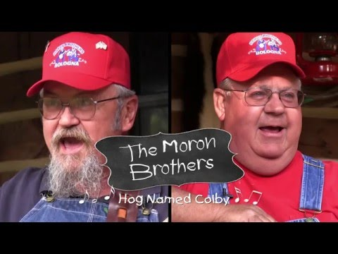 The Moron Brothers - Hog Named Colby