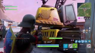 Fortnite Battle Royale - Insane Glitch Spot :D