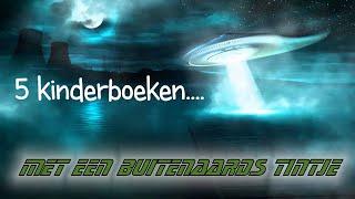 5 kinderboeken met een buitenaards tintje! | Hebban Special