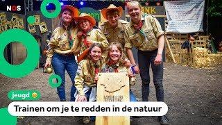 Knopen leggen en tenten opzetten: dit zijn de beste scouts van Nederland